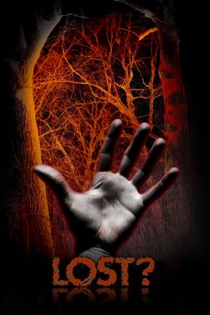 Bloody hand, bloody forest. Stock Photo - 2185947