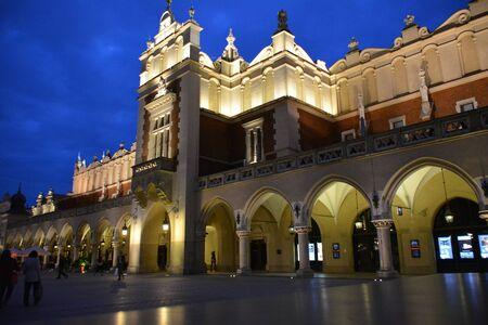 iluminated: Cracovia
