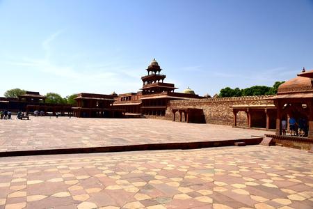 Fatehpur Sikri in India