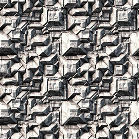 muster: Stone Background Pattern, Techno (Seamless-Tiling)