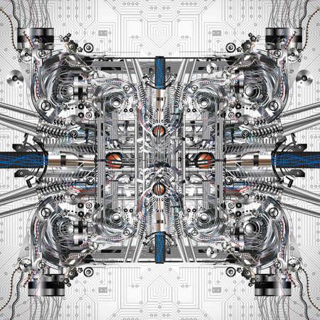 electromechanical: The imaginative Free Energy Generator at work
