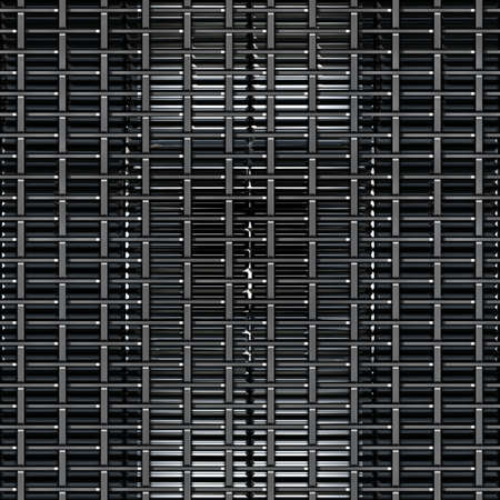 heavy metal: Heavy metal grid background in dark colors
