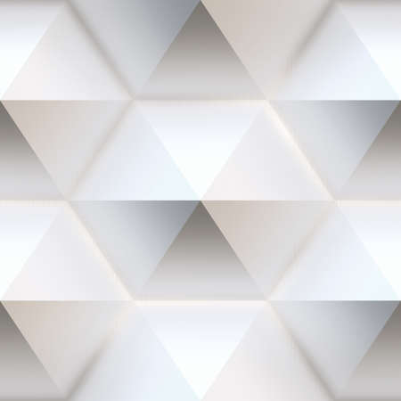 A bright background with hexagon seamless tiling
