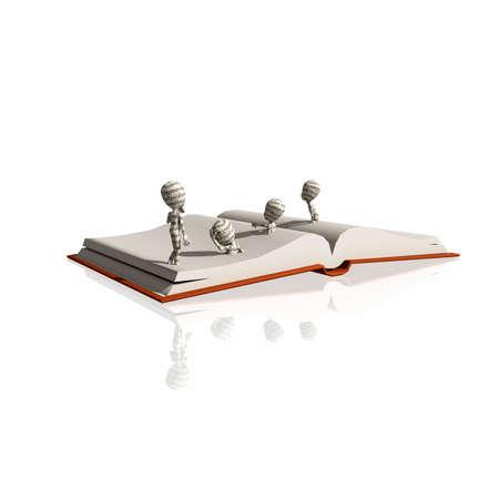 slog: A very difficult book makes a headache