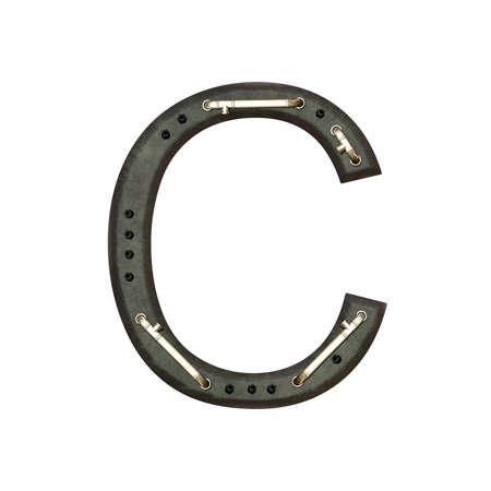 technically: Alphabet technically, Letter C