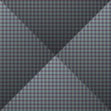 tiling: A noble Pyramid Fabric Pattern, seamless tiling Stock Photo
