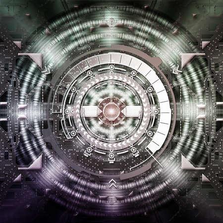 determine: Generator of random to determine the future