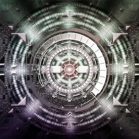 to determine: Generator of random to determine the future