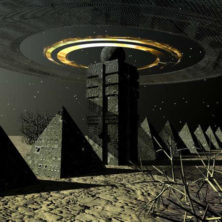 Mysterious celestial phenomenon on the last day