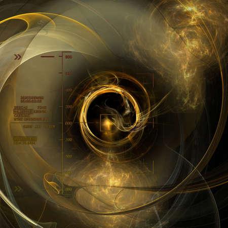 the technical data of the big bang Фото со стока