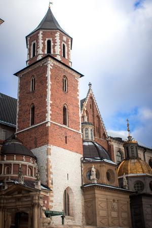 wawel: Wawel Castle in Krakow