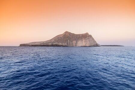 islas: Isla San Benedicto, Islas Revillagigedos, Mexico Stock Photo