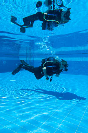 padi: Learning to Scuba Dive in a Swimming Pool