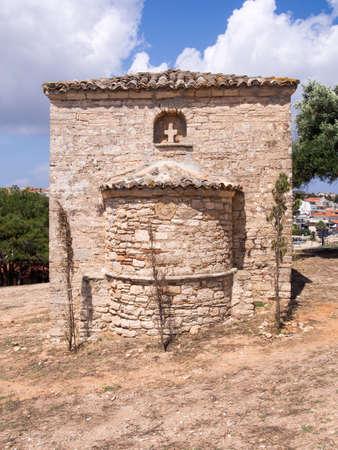 apostle paul: Church of the Apostle Paul Stock Photo