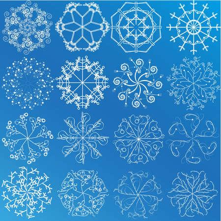 Snowflake Selection photo