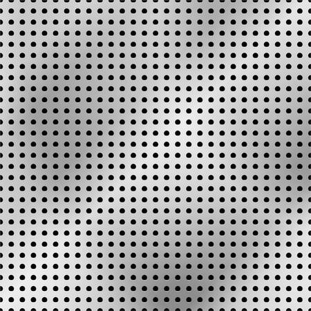 Abstrakcyjna tła o konstrukcji metalowej tekstury