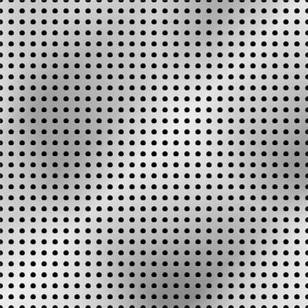 brushed aluminum: Fondo abstracto con un dise�o de metal de textura