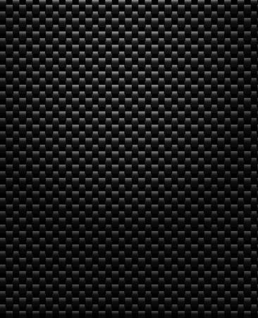 dark fiber: Een gevectoriseerde versie van de zeer populaire koolstof vezel materiaal.