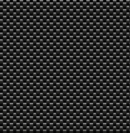 carbon fiber: Una versión vectorizada del material de fibra de carbono muy popular.