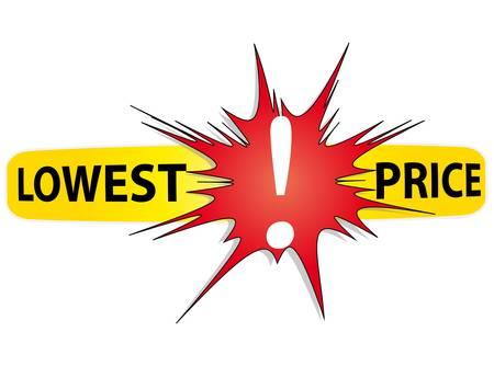 bargain price: Half Price Sticker