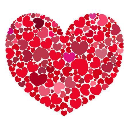 Heart Of Hearts Illustration