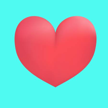Heart Stock Vector - 8629143