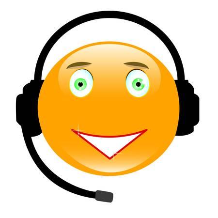 headset business: Operatore amichevole