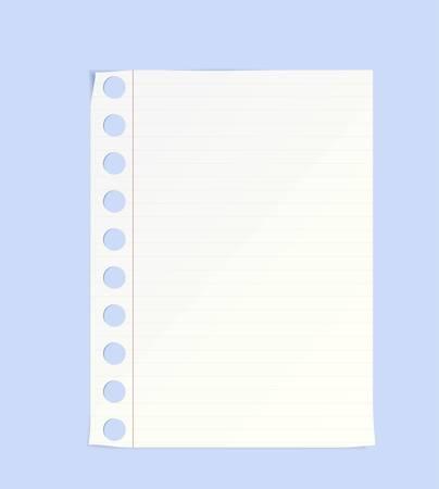 Paper Vector Stock Vector - 8629142