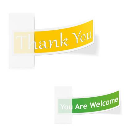 Thank you very much Stock Vector - 8783721