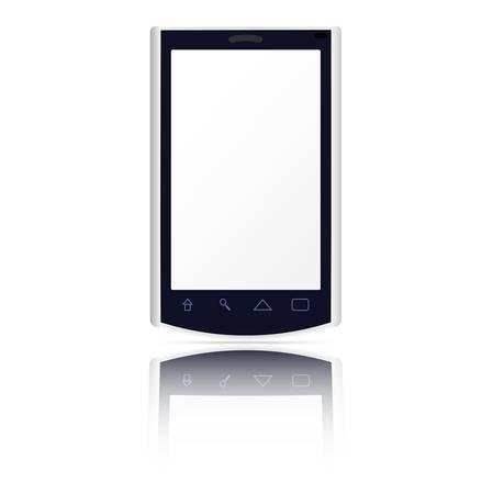 Smart Phone Stock Vector - 8924911