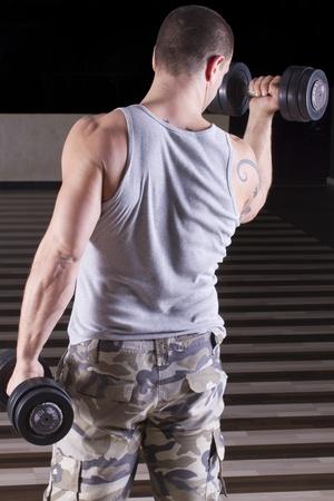 Weighlifting Training für Rückenmuskulatur