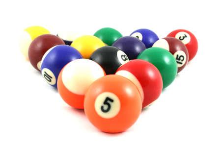 Pool Balls Number 5 Stock Photo - 2197592