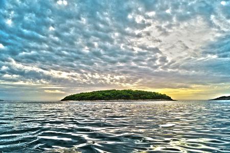 Mali Prznjak islet, near the Korcula island