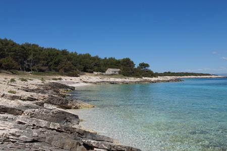 Proizd islet, Dalmatia - Croatia