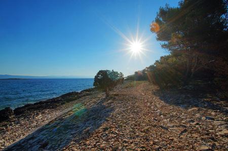 Proizd island, Vela Luka, Korcula Island - Croatia