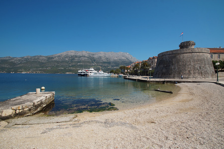Korcula city Editorial