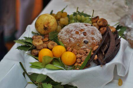 Lumblija - Traditional cake from Vela Luka, Korcula Island