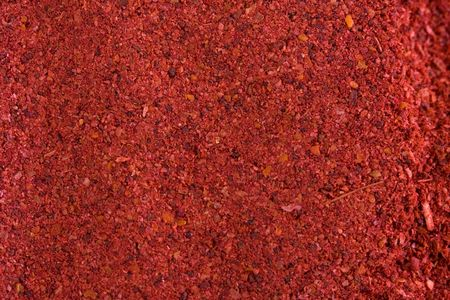 milled: Hot milled pepper Stock Photo