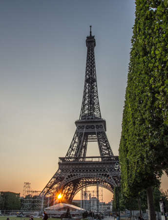 Torre Effiel Paris photo