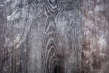 Rustic grey wood background. grunge background. battered wood dark gray Foto de archivo - 131946368