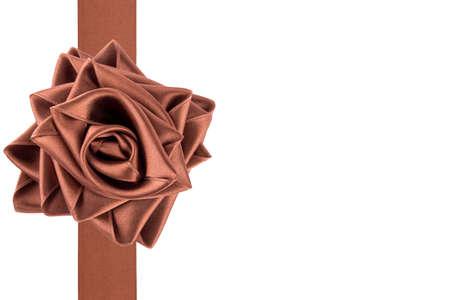 gefesselt: Band wie eine Rose gebunden Lizenzfreie Bilder