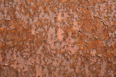 corrosion: Metal rust texture - copy space
