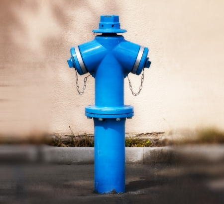 Street fire hydrant (close up)
