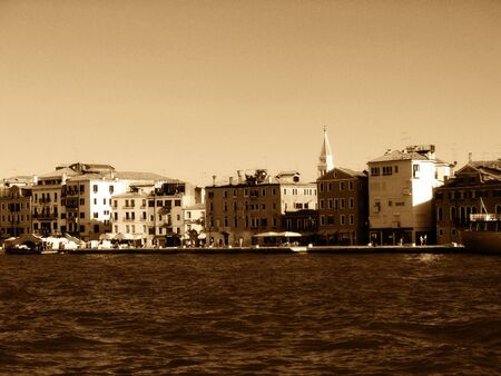 Venice in the past