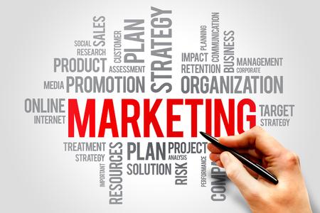 entrants: Marketing Word cloud, SWOT analysis, Organization, business