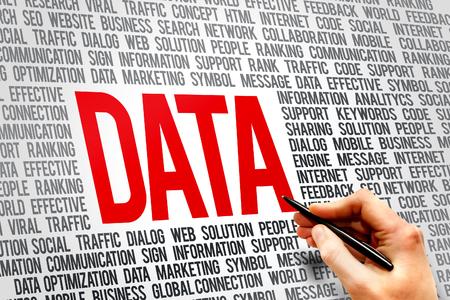 metadata: Word Data, it background, presentation