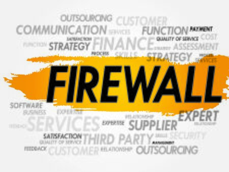trojanhorse: Word cloud of FIREWALL related items, presentation background