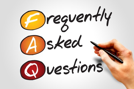 Frequently Asked Questions (FAQ), business concept acronym