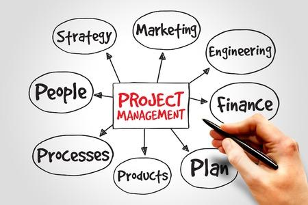 gestion empresarial: Proyecto mapa mental de gestión, concepto de negocio