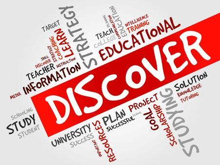 descubrir: DESCUBRE nube de palabras, el concepto de la educaci�n